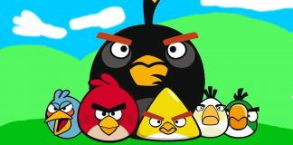 Angry Birds Video Game