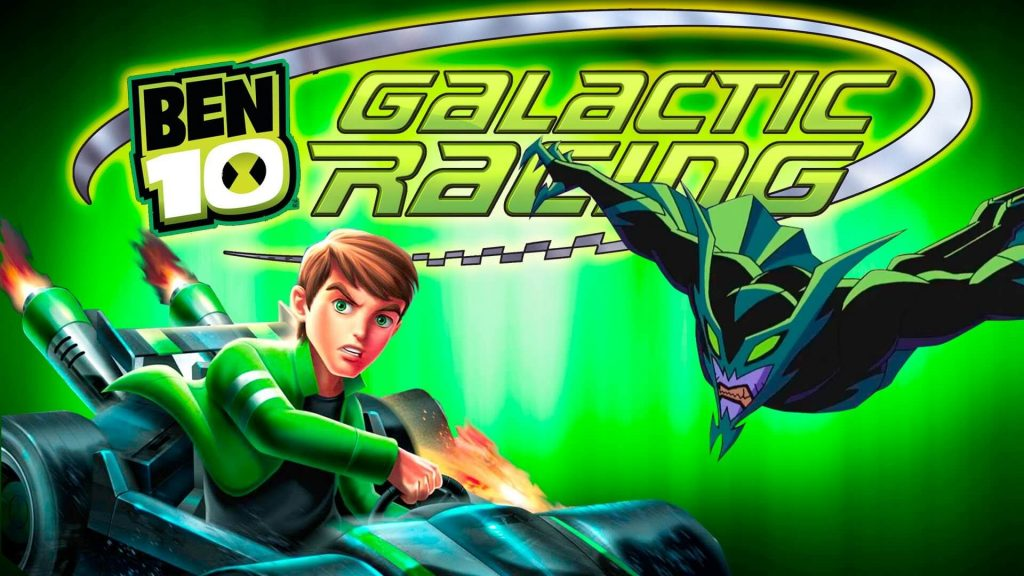 Ben 10 Galactic Racing Game Guide