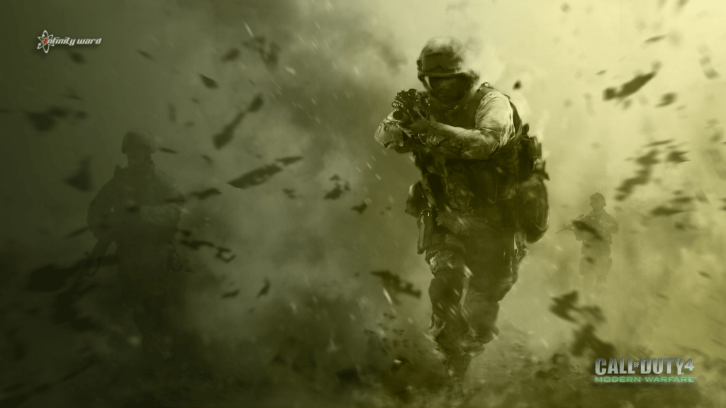 Call of Duty 4: Modern Warfare Cheats and Trainers