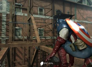 Captain America Super Soldier Walkthrough