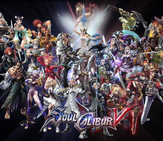 SoulCalibur V Characters Guide