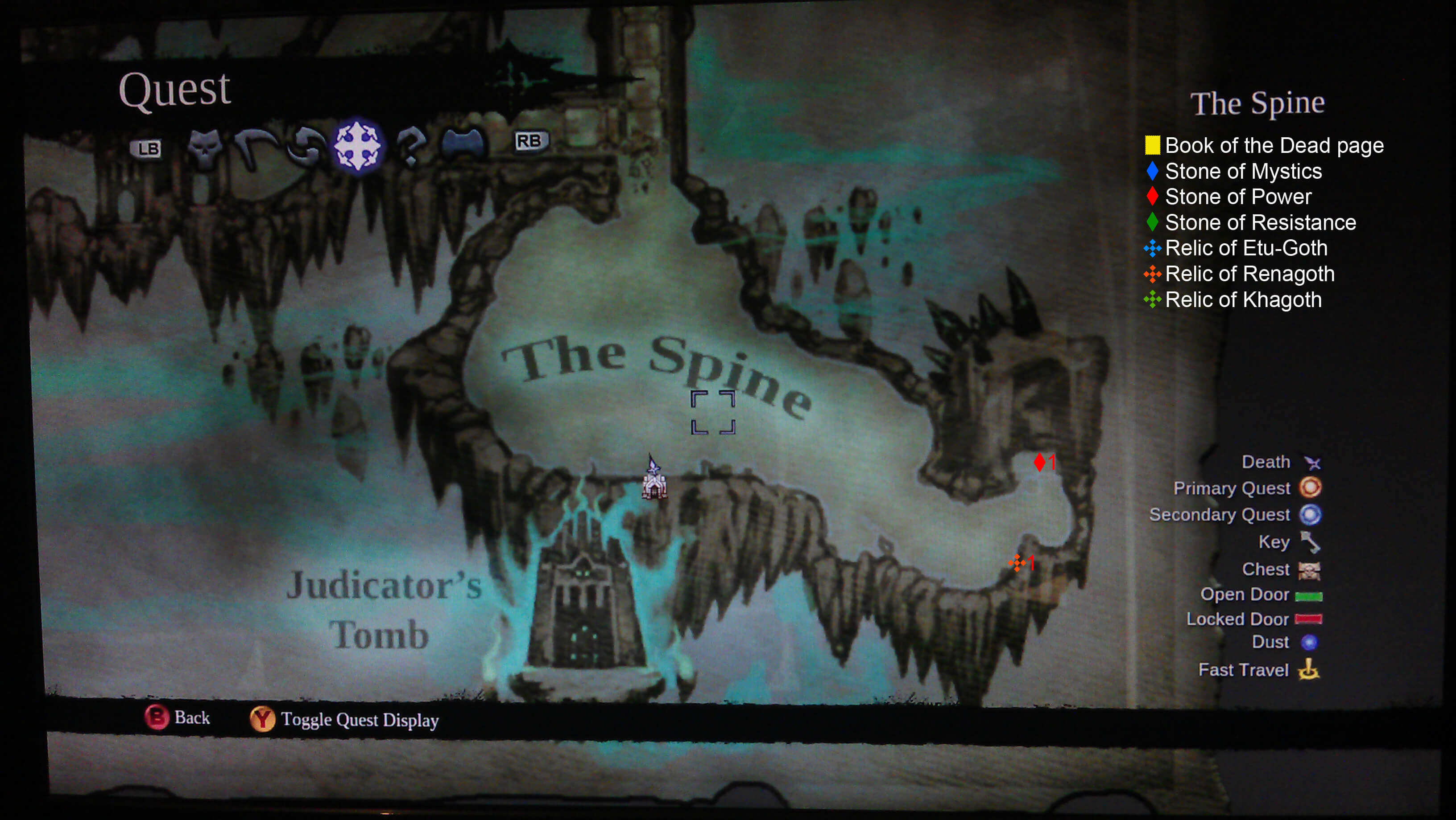 Darksiders II The Spine Collectibles - Video Games, Wikis
