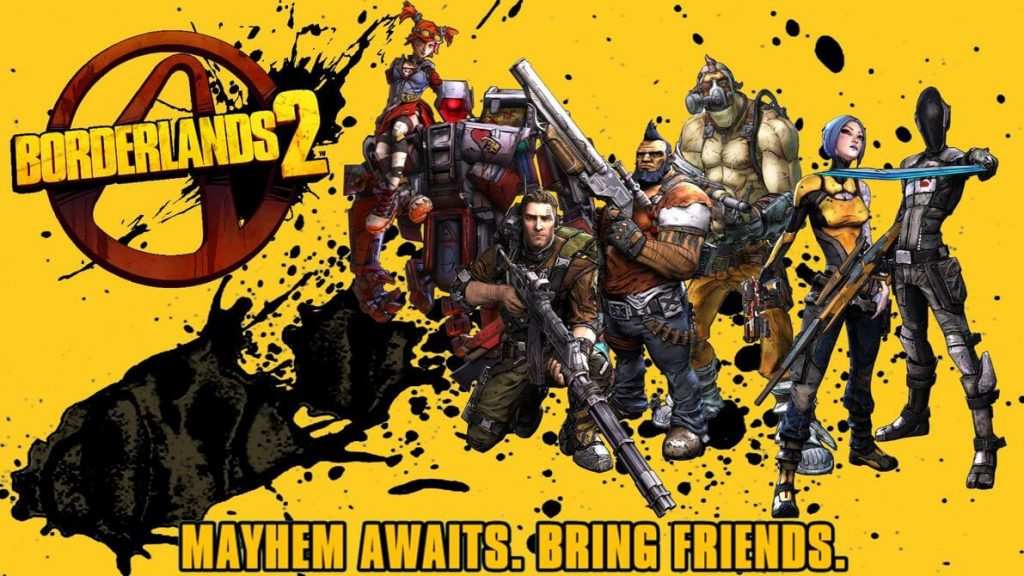 Borderlands 2 Walkthrough