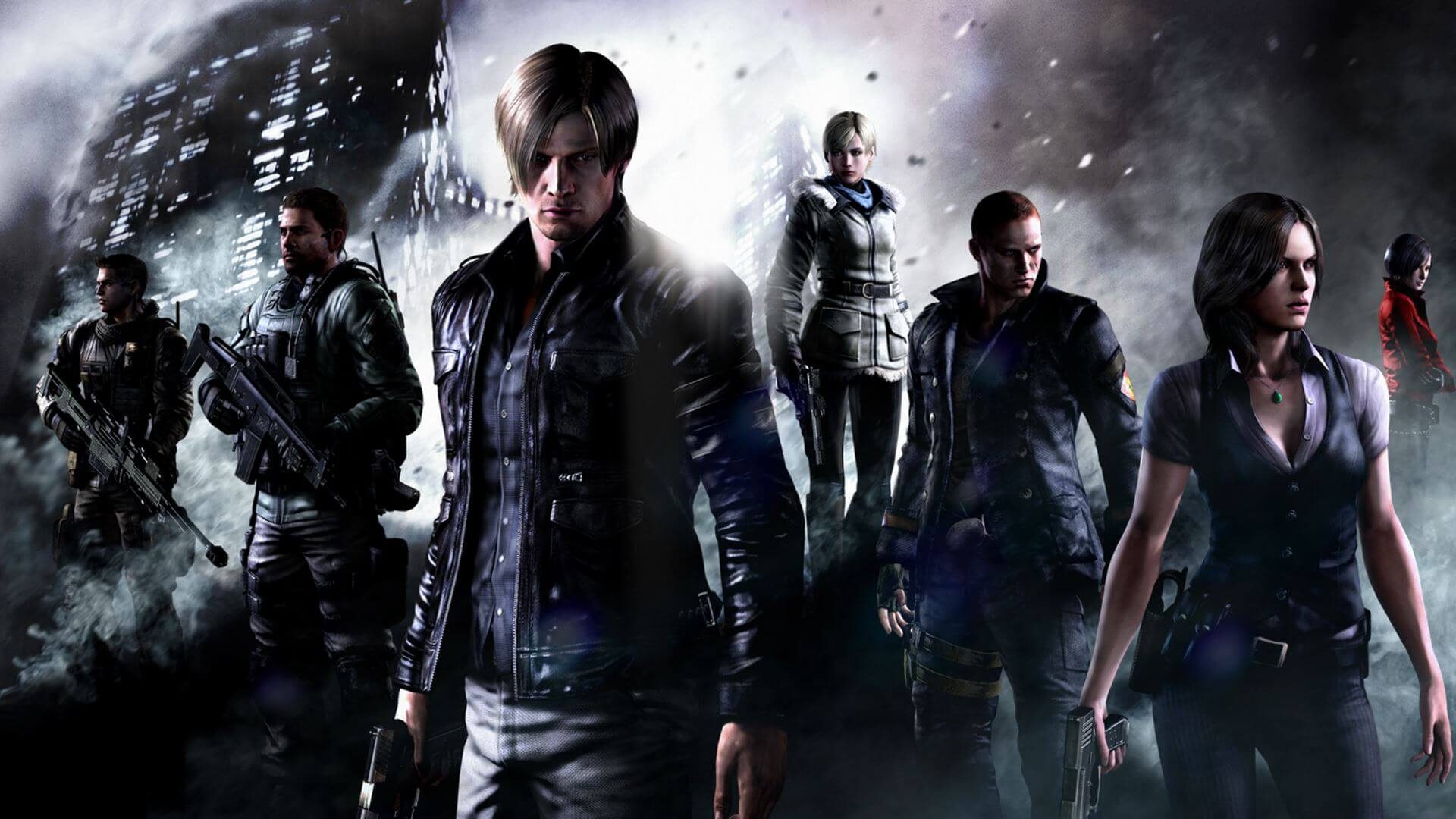 Resident Evil 6 Serpent Emblems Ada S Campaign Chapter 2 Video