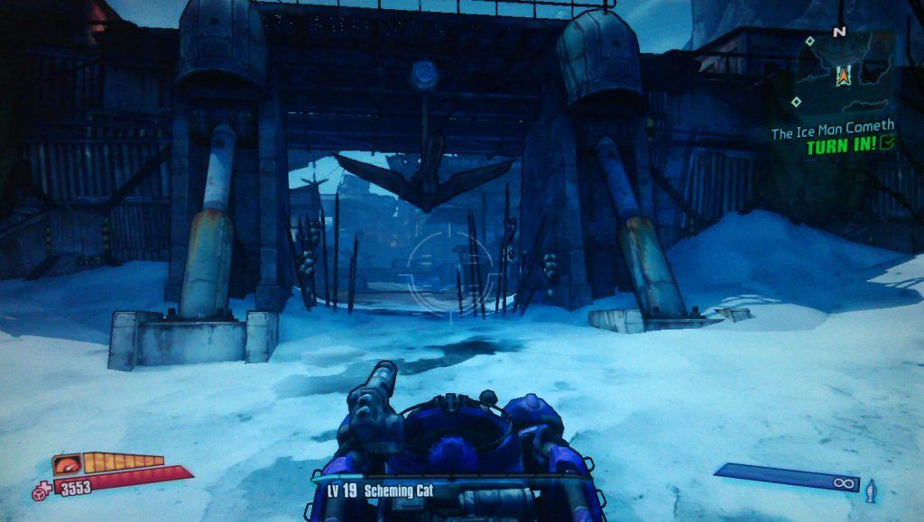 Borderlands 2 The Ice Man Cometh Walkthrough