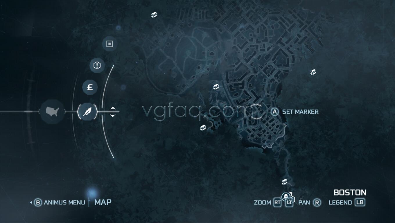 Assassin S Creed Iii Boston South District Treasure