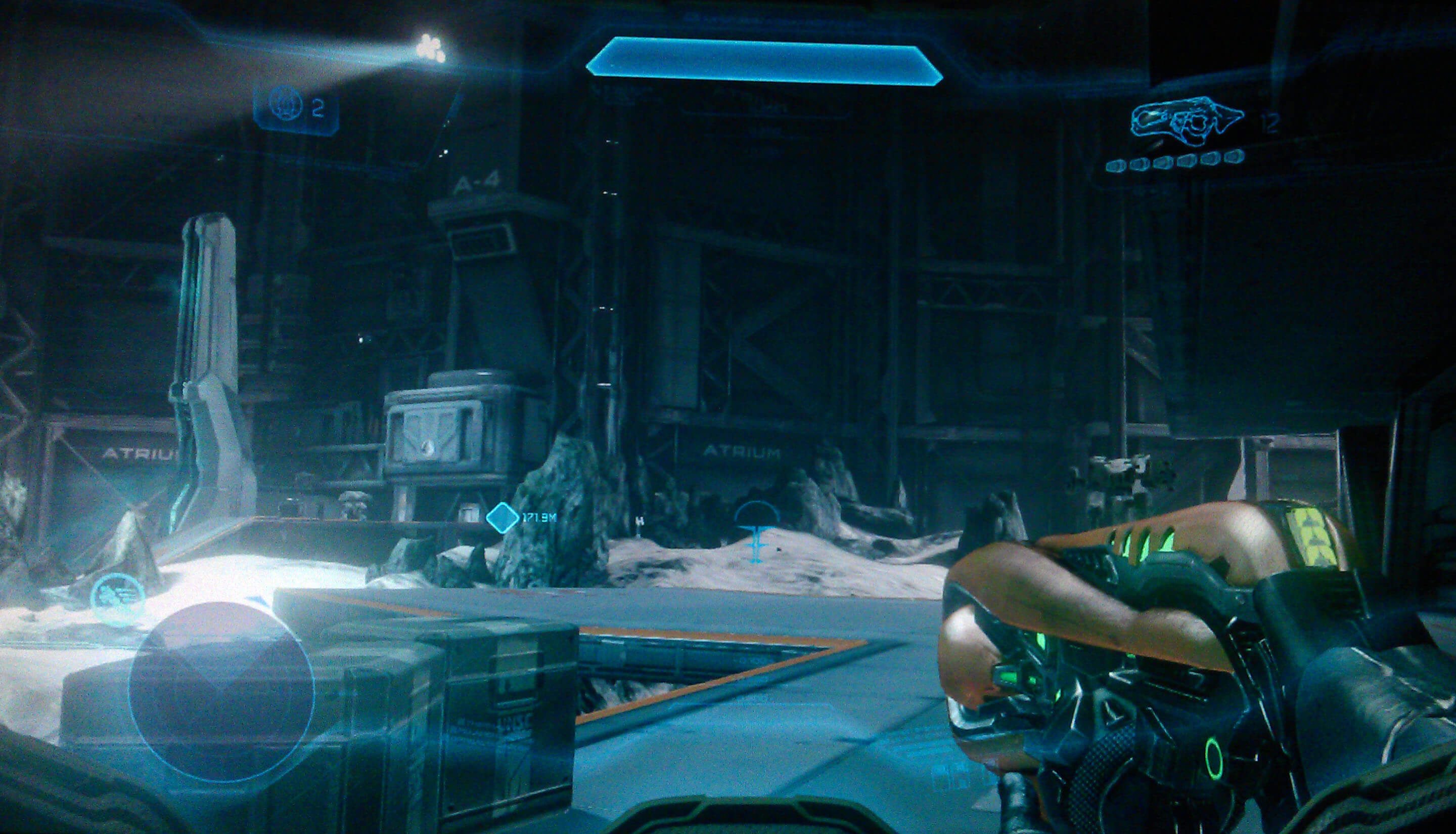 Halo 4 Composer Terminal Location - Video Games, Wikis, Cheats
