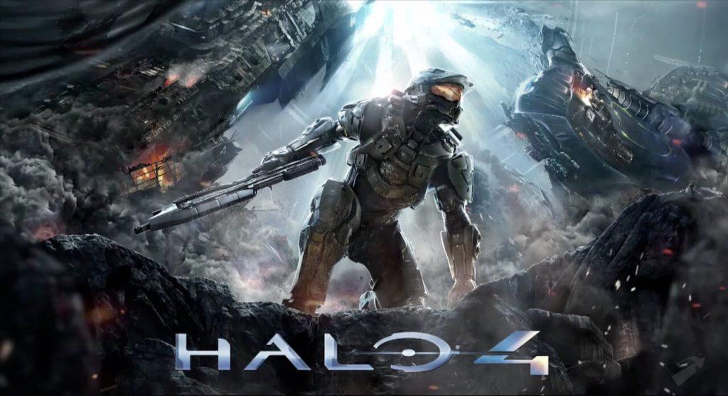 Halo 4 Terminals Locations
