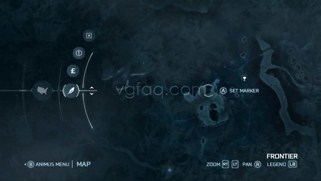 Assassin's Creed III Valley Forge Peg Leg Trinkets Locations
