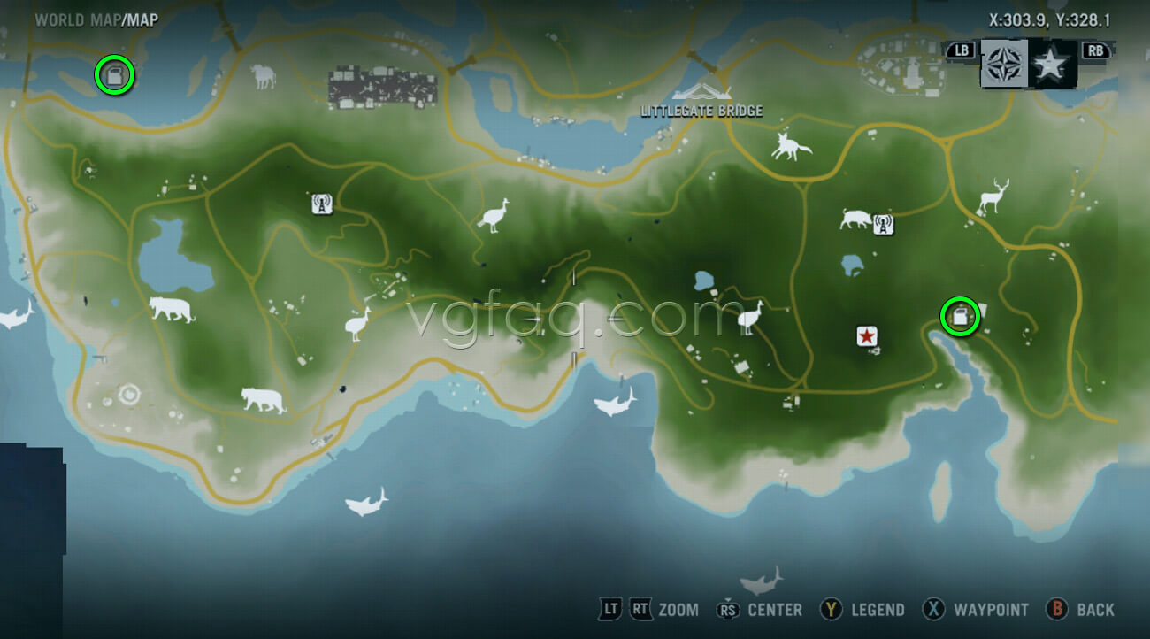 Far Cry 3 Memory Cards Map 7 The Compound Video Games Wikis