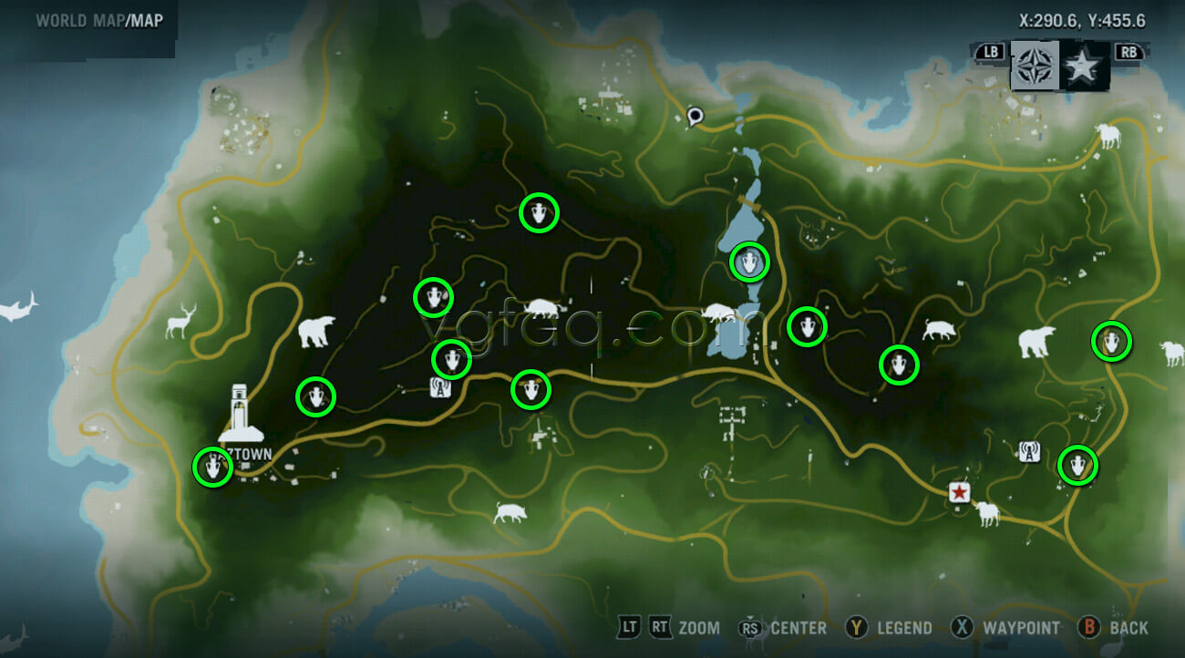 Far Cry 3 Relics Map 5 Gaztown Video Games Wikis Cheats