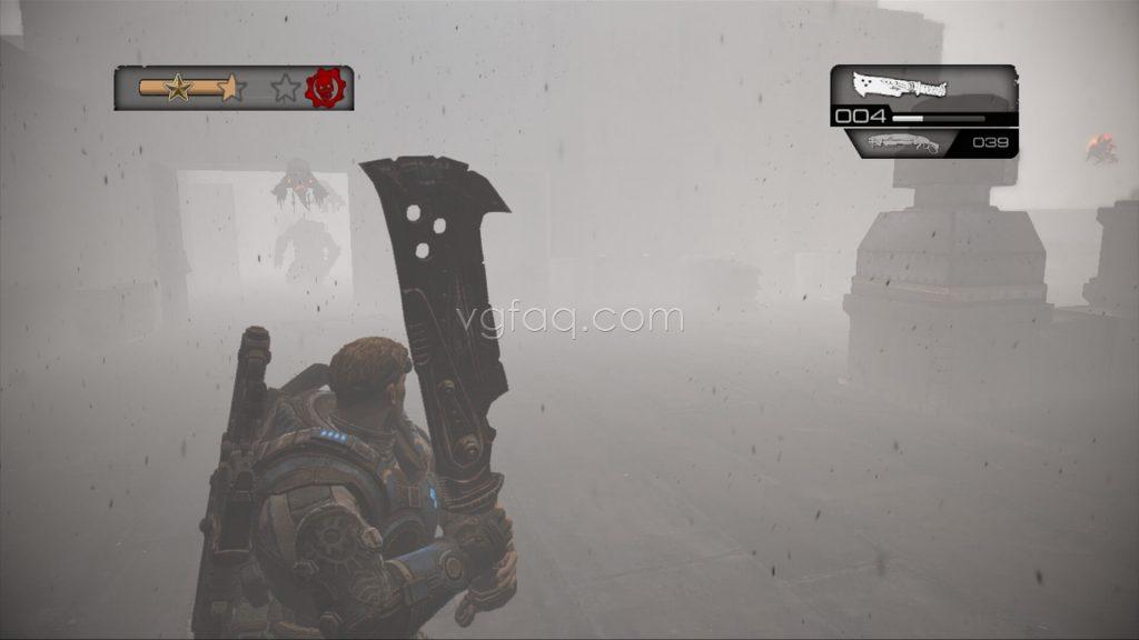 Gears of War Judgment Overlook COG Tag Location