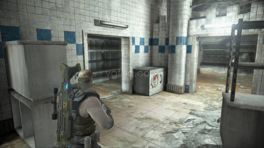 Gears of War Judgment A Few Complaints COG Tag Location