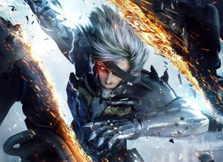 Metal Gear Rising Revengeance Collectibles Locations