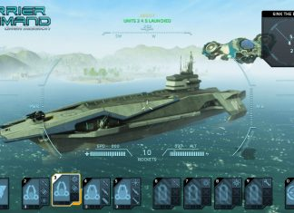 Carrier Command: Gaea Mission Cheats and Trainers