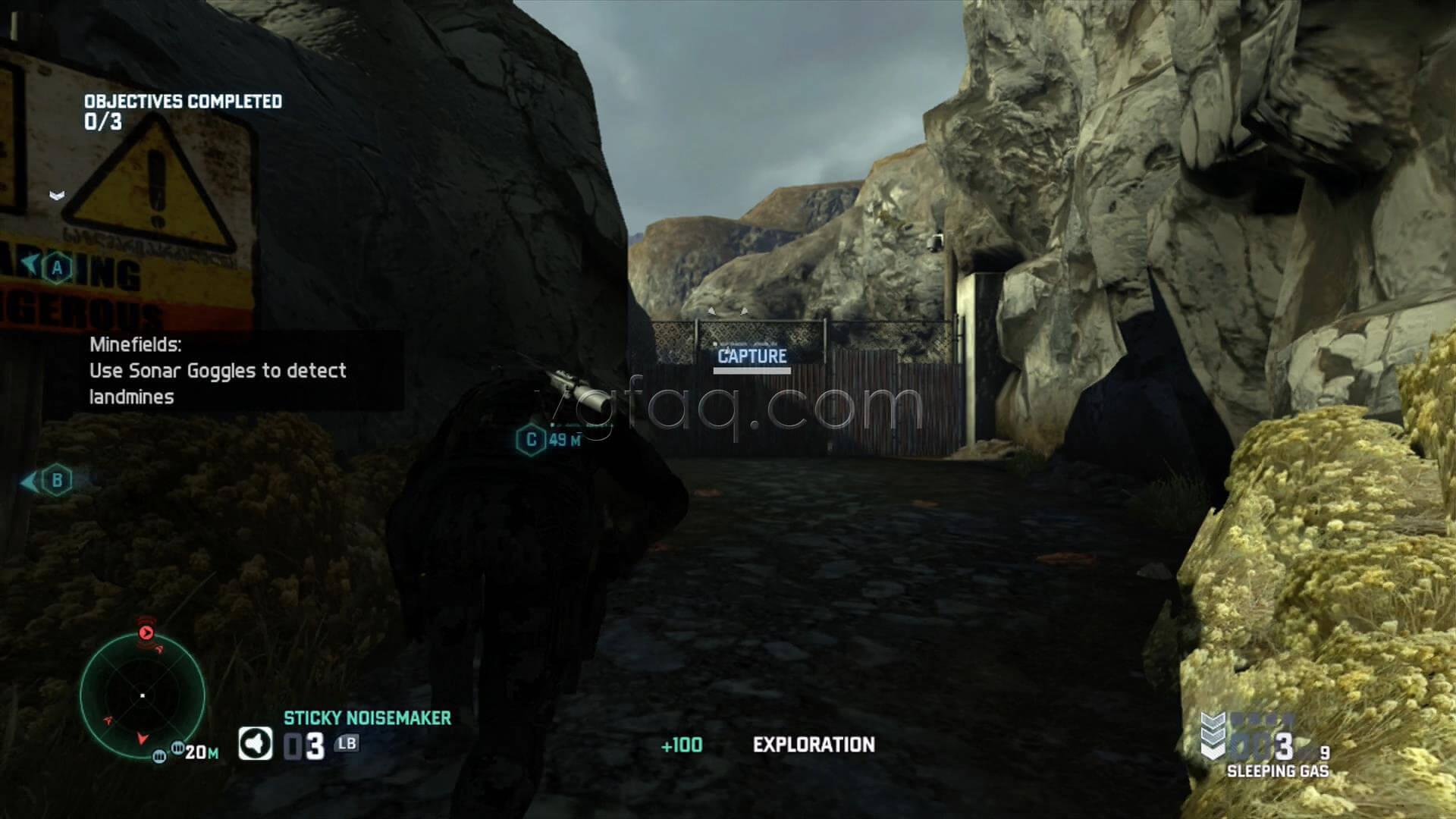 Splinter Cell Blacklist Anna Gr 237 Msd 243 Ttir S 4th Echelon