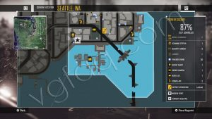 inFamous: Second Son Pioneer Square District