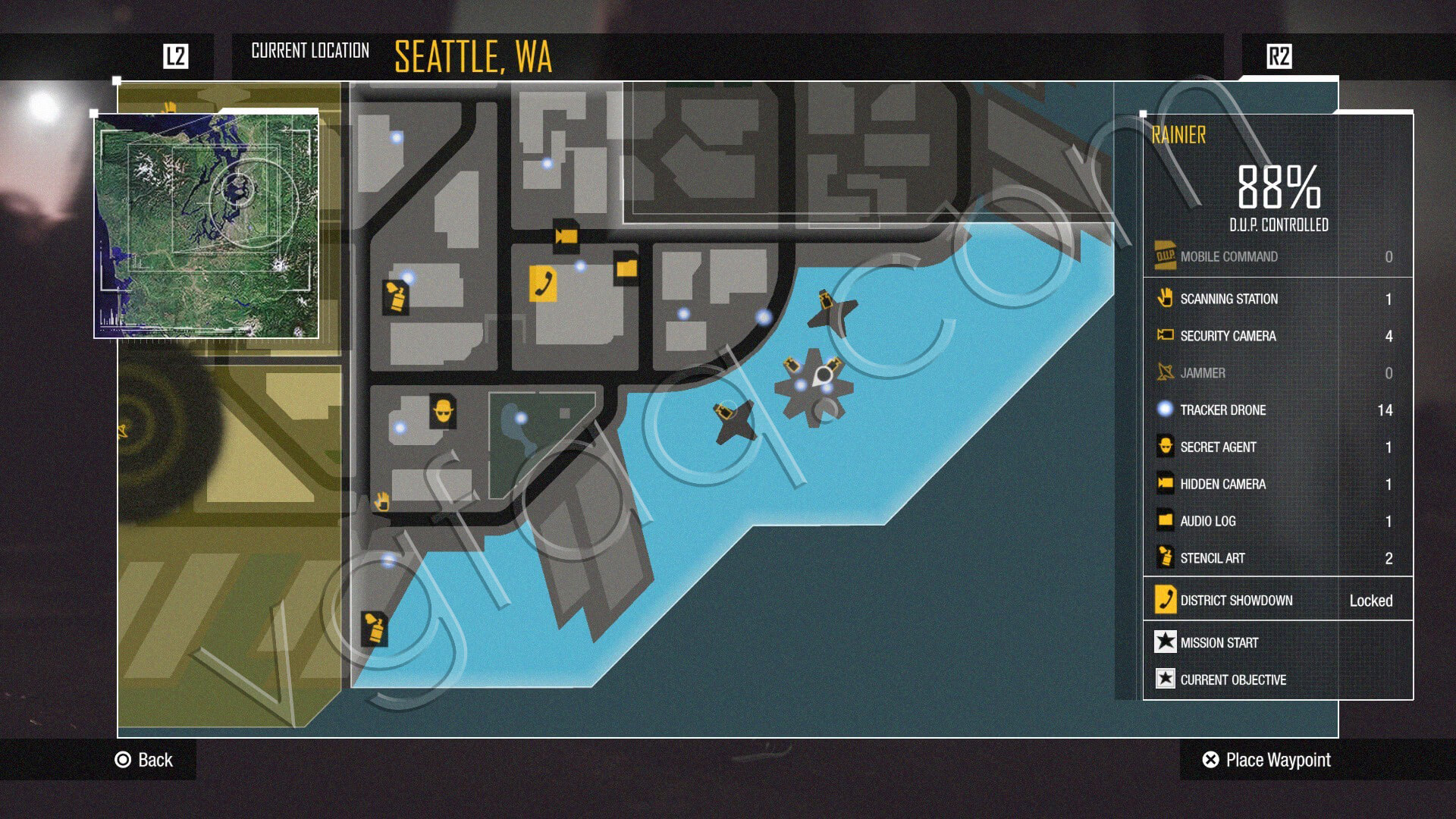 inFamous: Second Son Stencil Art Side Missions Guide - Video Games on uncharted 2 map, crash twinsanity map, everybody's gone to the rapture map, infamous second son map, forza 4 map, arkham city map, bound by flame map, infamous first light map, the witcher 3: wild hunt map, mortal kombat 2 map, crash bandicoot 2 map, grim dawn map, grandia 2 map, just cause 2 map, pac-man world 2 map, batman: arkham knight map, prototype 3 map, prototype 2 map, infamous festival of blood mary's teachings, grand theft auto: san andreas map,