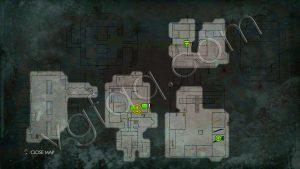 Wolfenstein: The New Order New Tactics Map #1