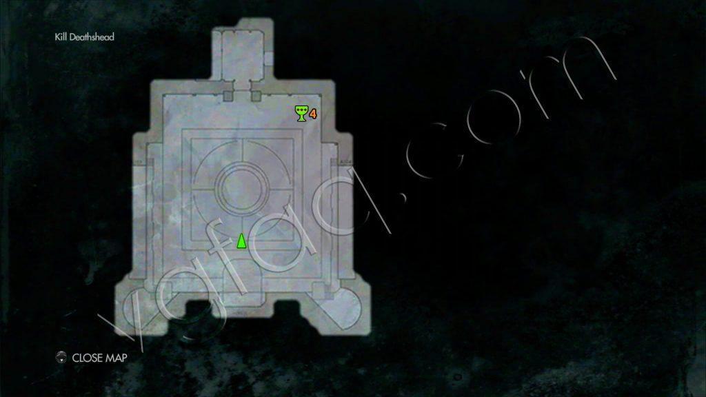 Wolfenstein: The New Order Return to Deathshead's Compound Map #2
