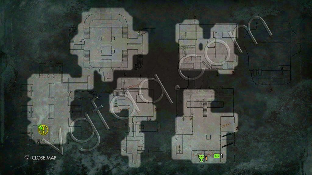 Wolfenstein: The New Order Under Attack Map #1