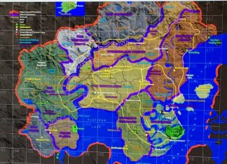 Is The Red Dead Redemption 2 Leaked Game Map Legit