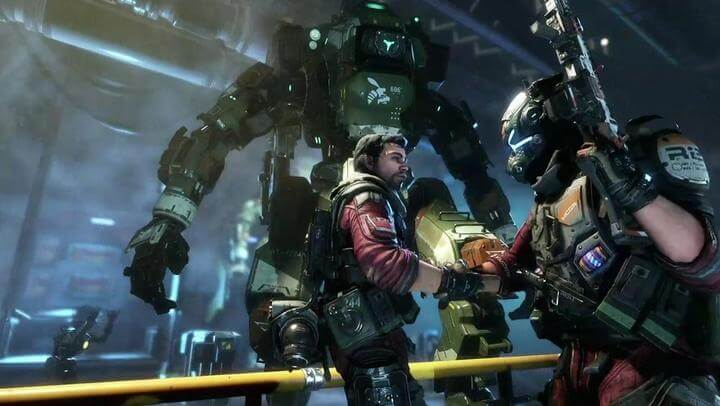 EA Confirms Titanfall 2 Multiplayer Beta