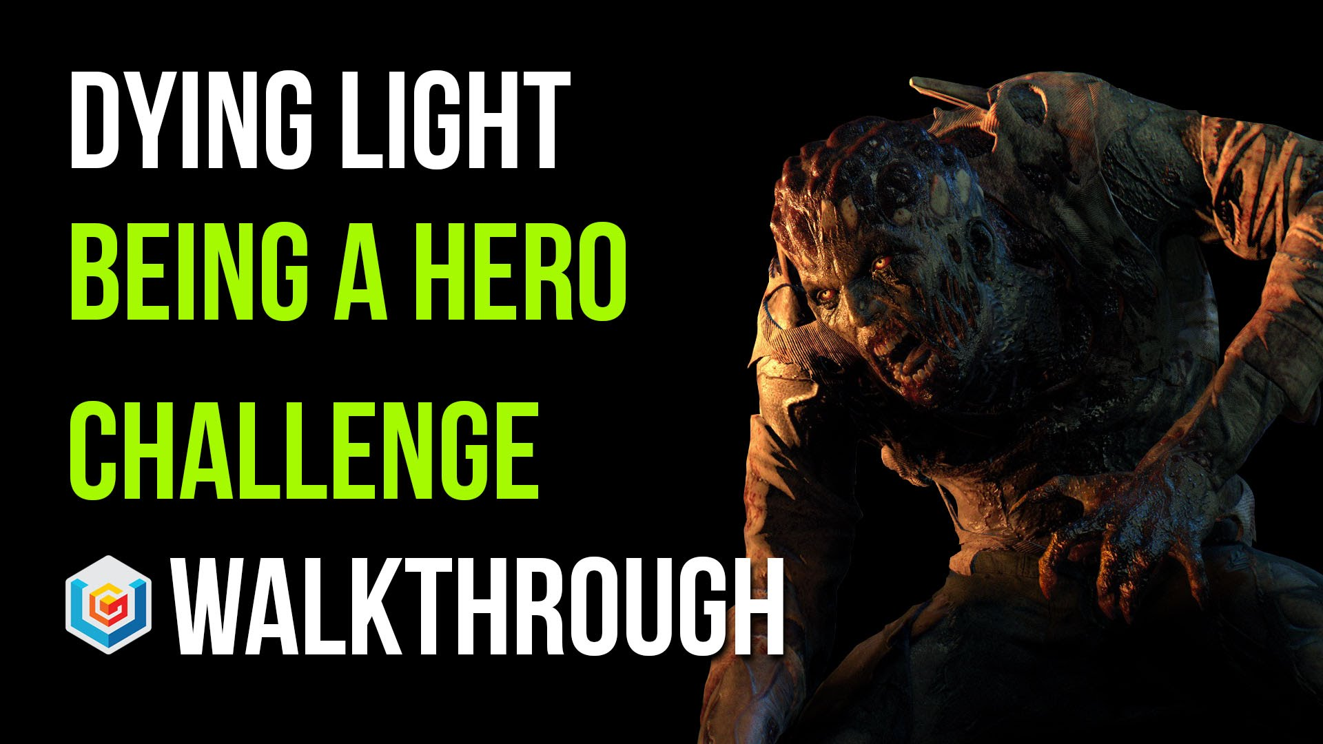 Dying Light Being a Hero Walkthrough - Video Games, Wikis, Cheats