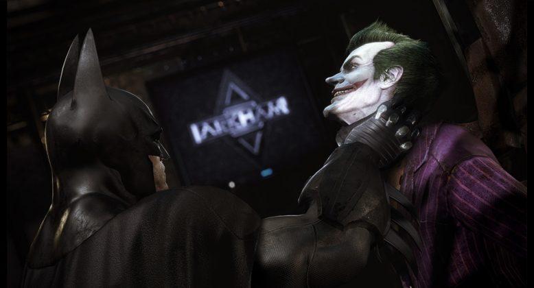 Batman: Return to Arkham HD Collection Screenshot 1