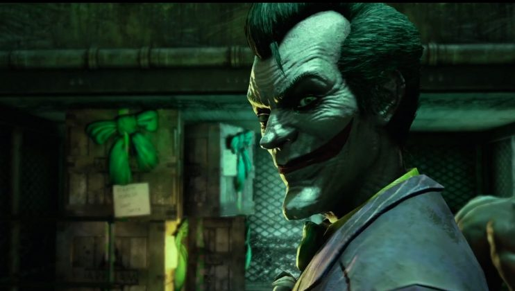 Batman: Return to Arkham HD Collection Screenshot 2
