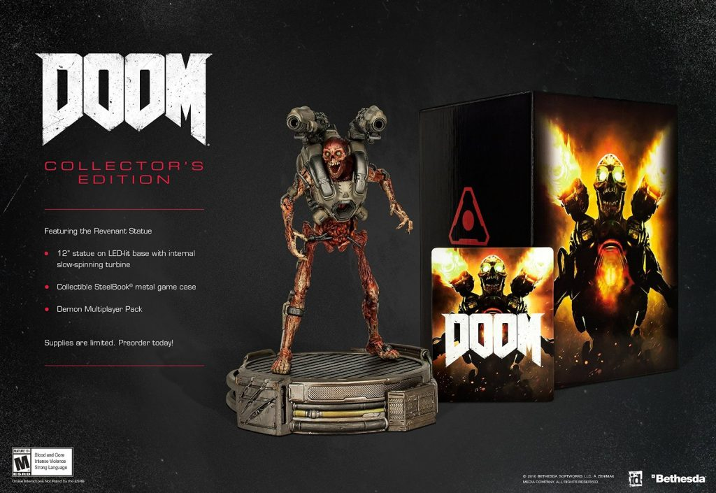 Cheap Doom for PlayStation 4 and Xbox One Now Available