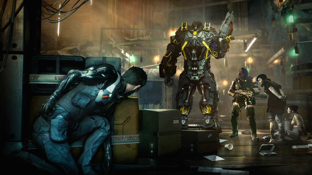 Deus Ex: Mankind Divided PC Requirements and Preloading Times Confirmed