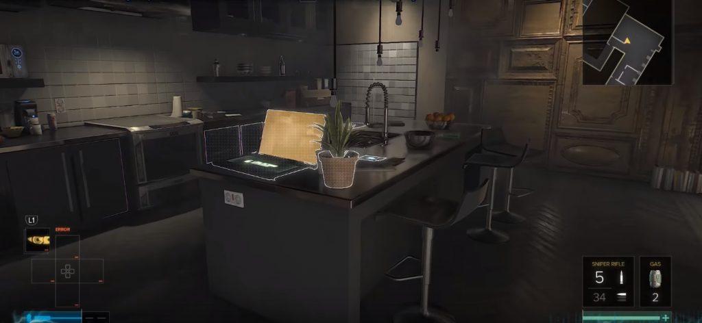 Deus Ex Mankind eBook 4 Location