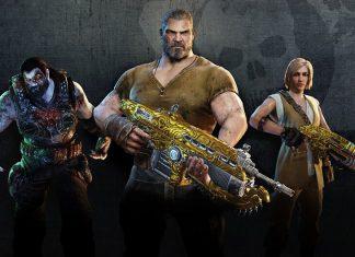 Microsoft Reveals Gears of War 4 Pre-Order Bonuses