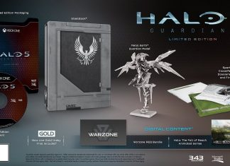 Buy Halo 5: Guardians Limited Edition for $28