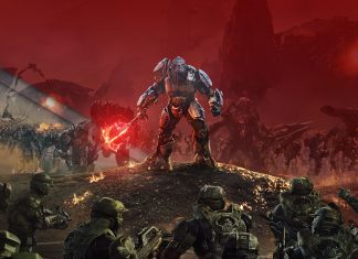 A New Halo Wars 2 Beta Scheduled for 2017