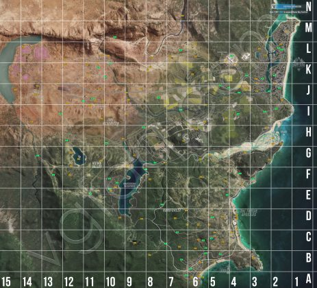 Forza Horizon 3 Reward Boards Locations Map Grid