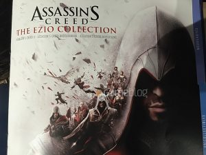 Assassin's Creed The Ezio Collection Poster Leak