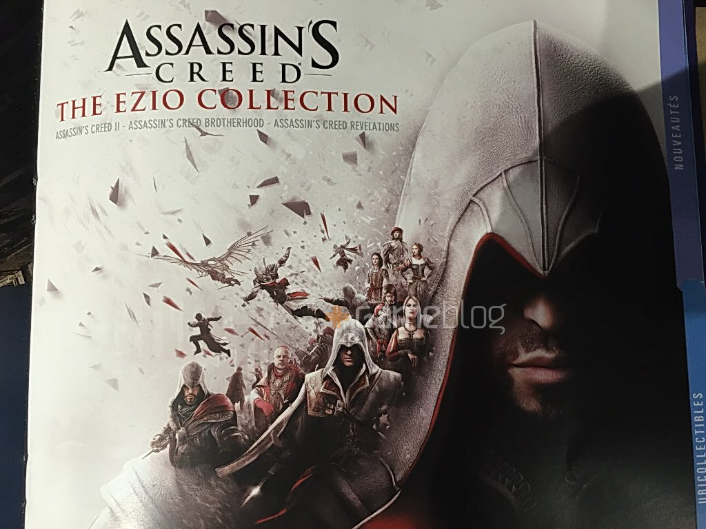 Assassin S Creed The Ezio Collection Release Date And Price