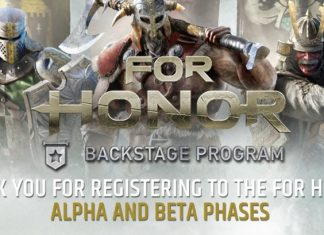 For Honor Closed Alpha Starts September 15