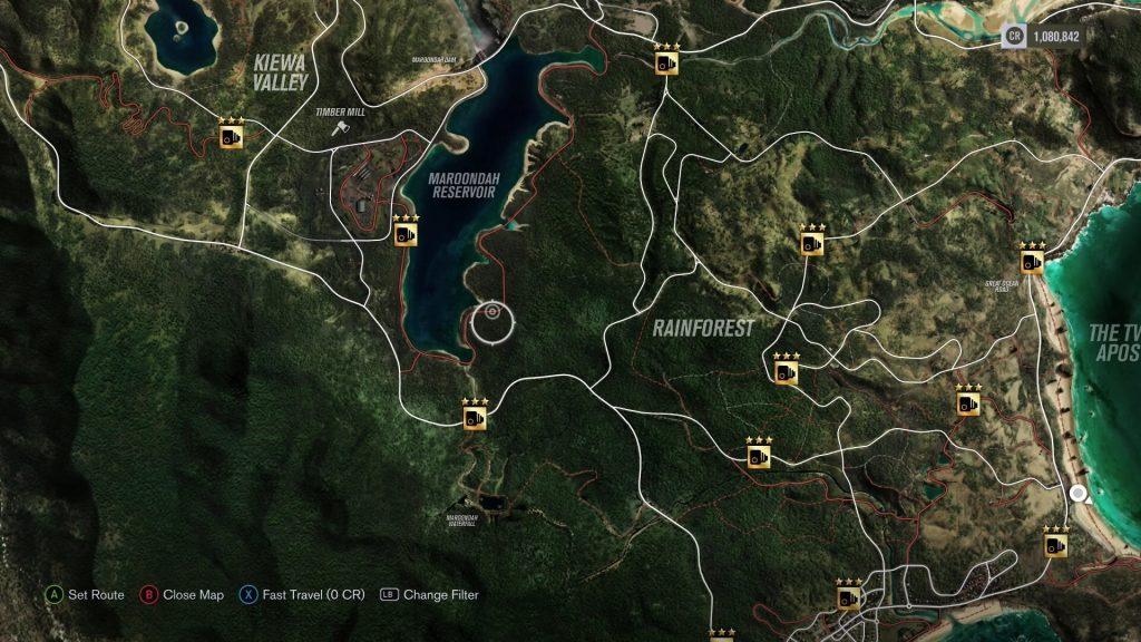 Forza Horizon 3 Speed Traps 3 Stars Guide