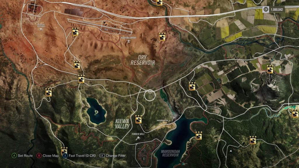 Forza Horizon 3 Speed Zones 3 Stars Guide