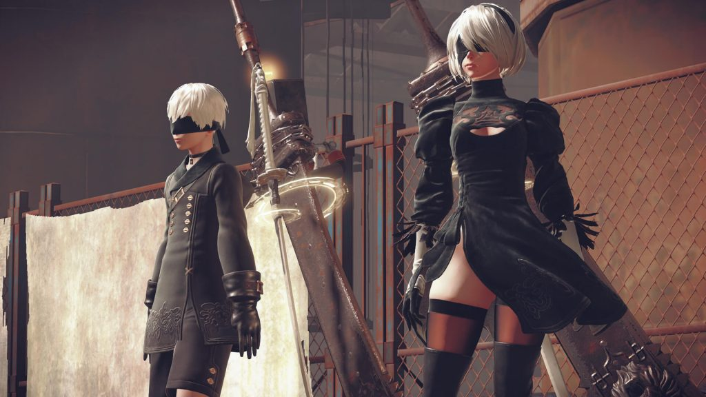 NieR: Automata Release Date Set for February 2017