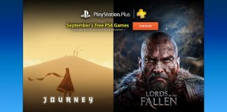 September 2016 PlayStation Plus Free Games Announced