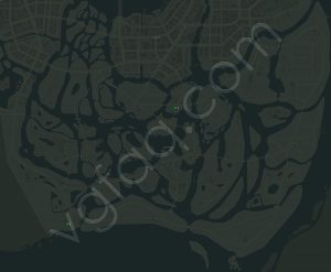 Mafia 3 Bayou Fantom Album Covers Locations Map