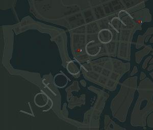 Mafia 3 Delray Hollow Communist Propaganda Locations Map