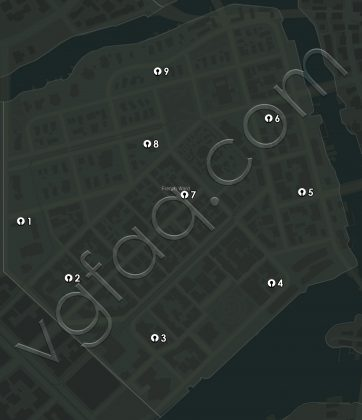 Mafia 3 French Ward Junction Boxes Locations Map