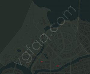 Mafia 3 Frisco Fields Communist Propaganda Locations Map