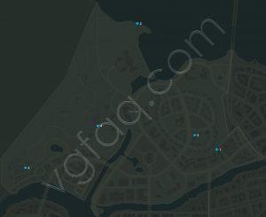 Mafia 3 Frisco Fields Playboy Magazines Locations Map