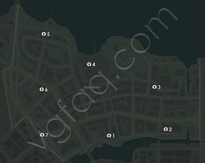 Mafia 3 Pointe Verdun Junction Boxes Locations Map
